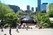 View of Robson Square and 2014WJS Exhibition and Conference