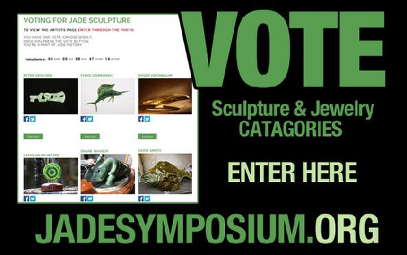 World Jade Symposium cast your vote